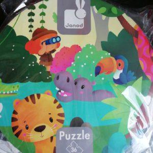 Valise puzzle panoramique